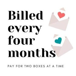 Billed every other month (1)