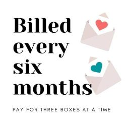 Billed every other month (2)
