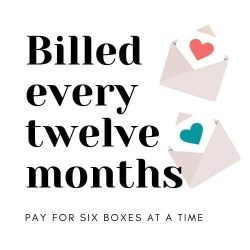 Billed every other month (3)